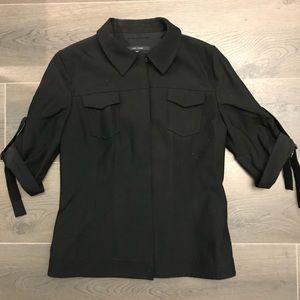 Cour Carre Black jacket blazer